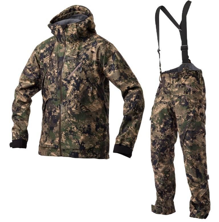Как выбрать одежду для охоты и рыбалки?