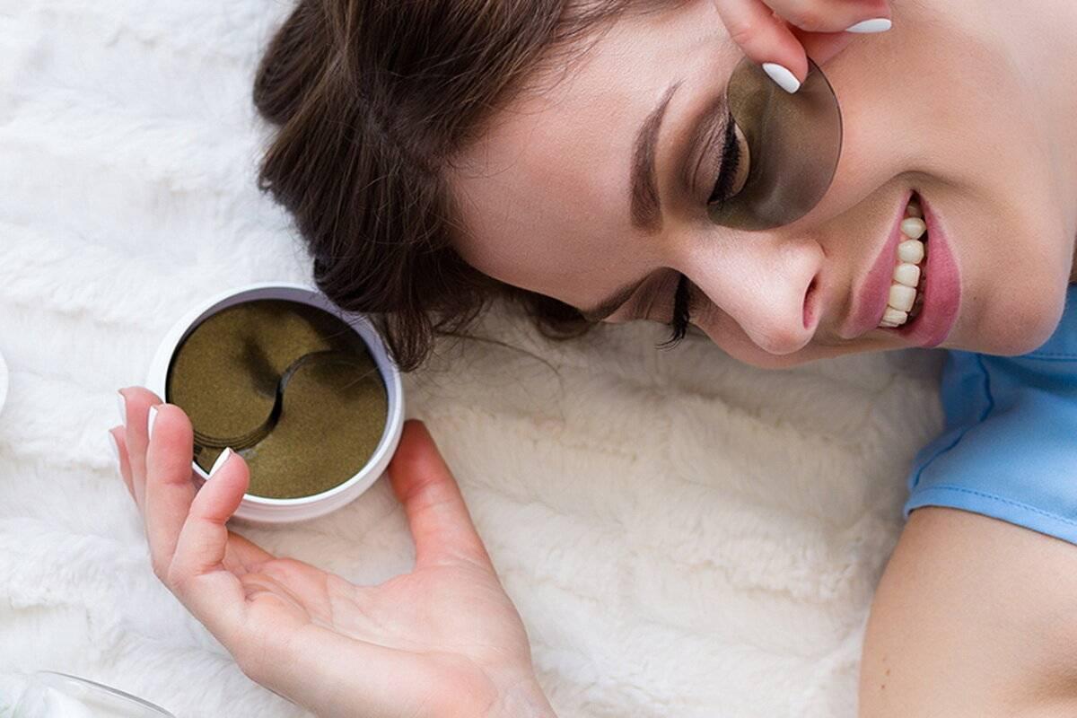 4 волшебных эффекта от примочек для глаз из чайной заварки