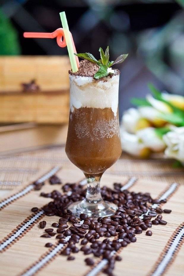 Кофейные коктейли | любимые коктейли