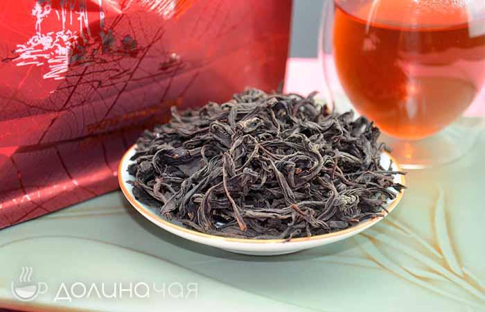 Да хун пао чай эффект противопоказания