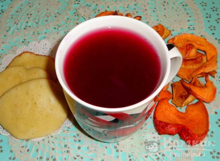 Кисель фруктовый рецепт с фото пошагово - 1000.menu