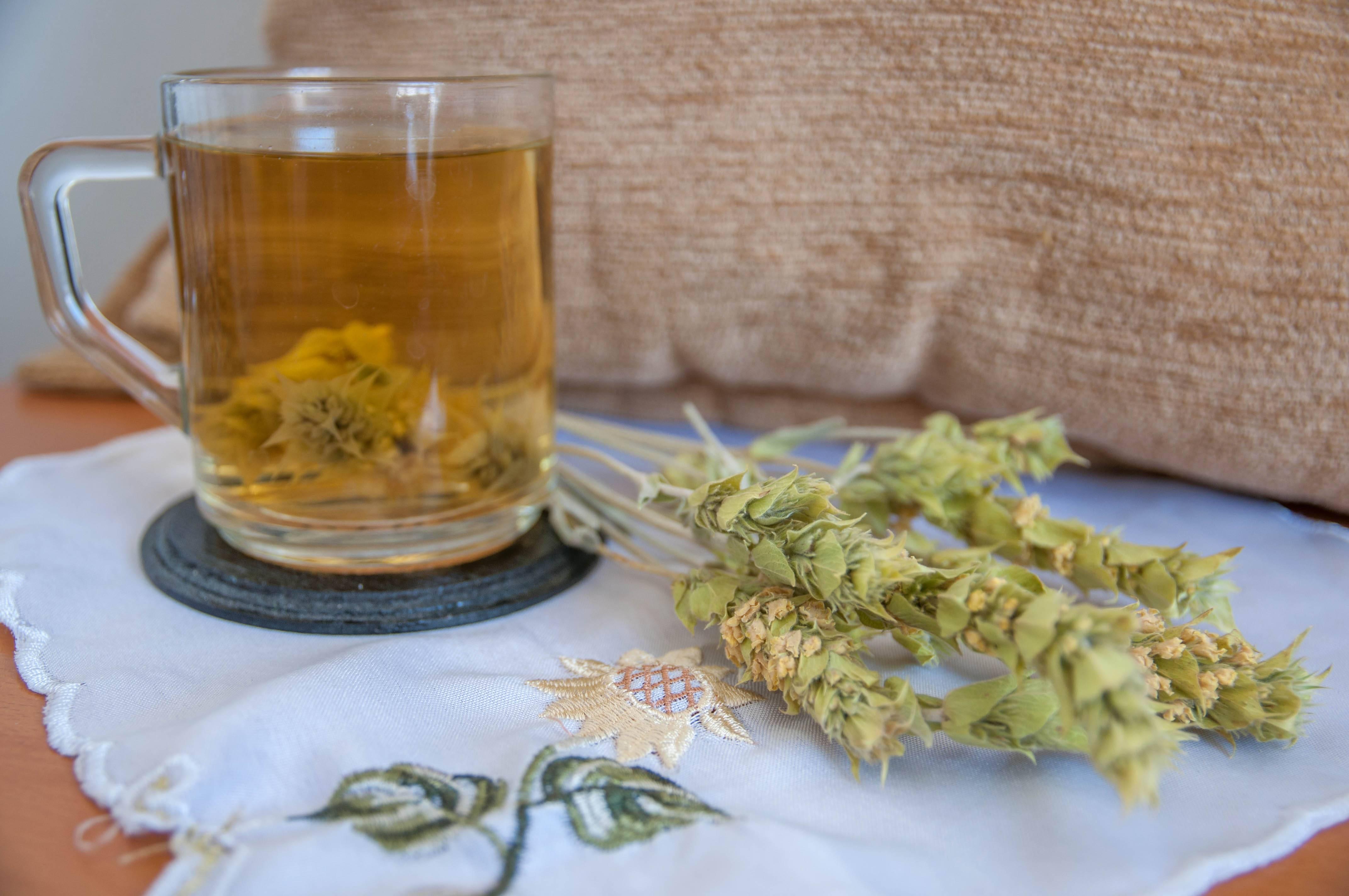 Мурсальский чай, или «болгарская виагра»