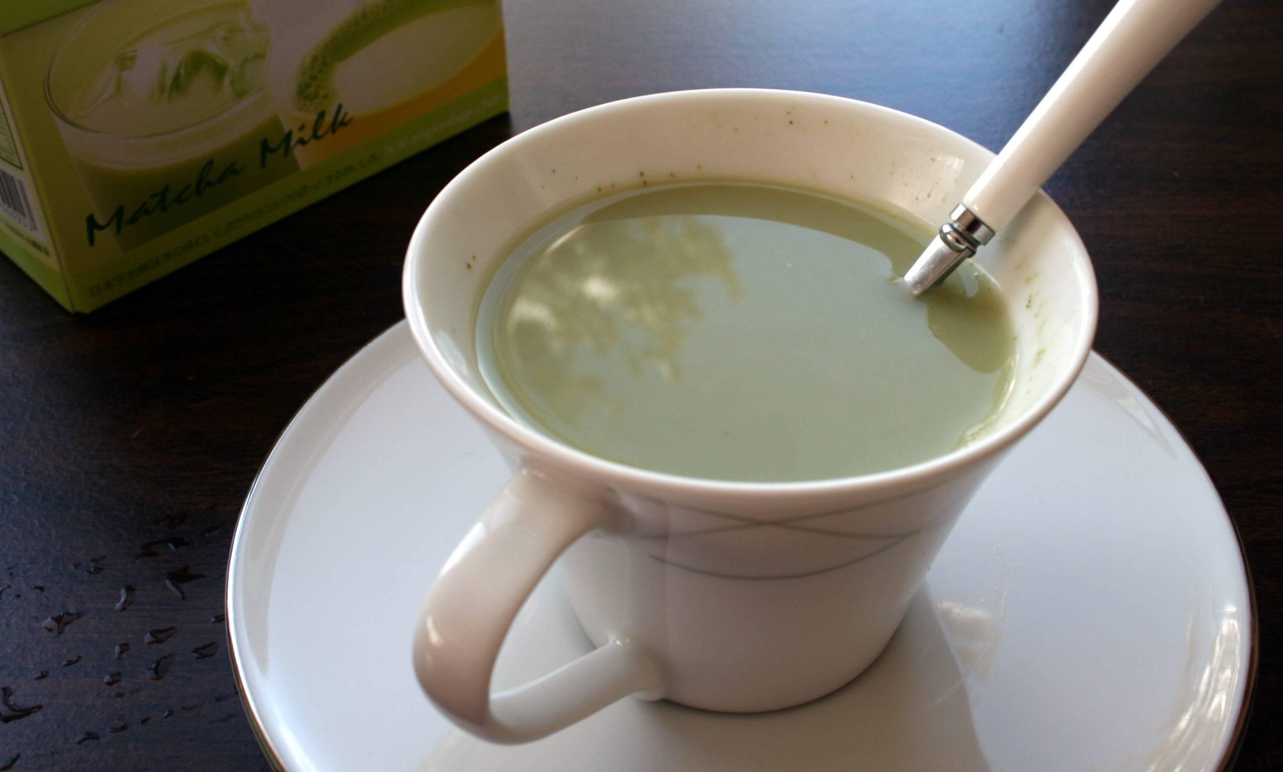 Зеленый чай для похудения: рецепт с молоком, лимоном, медом, корицей  