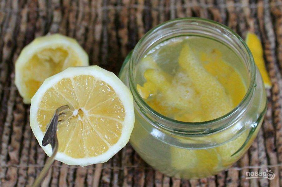 Как приготовить лимонный морс – простые рецепты
