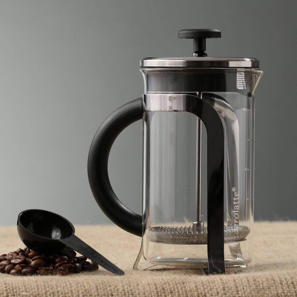 Как заварить чай в френч-прессе