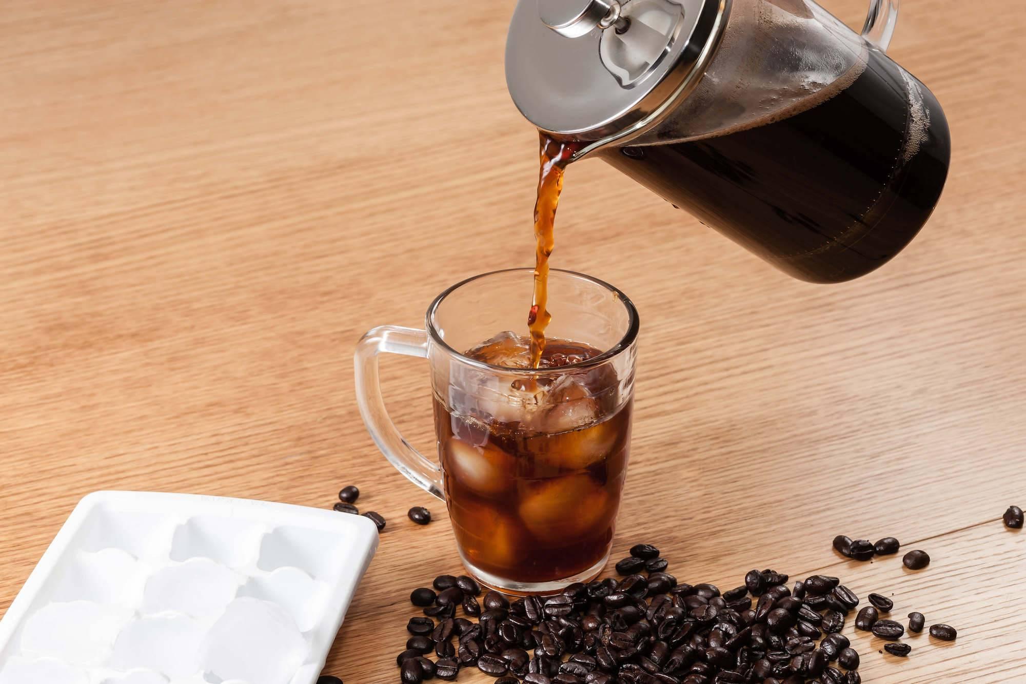 Hot or сold: 6 холодных напитков на основе кофе