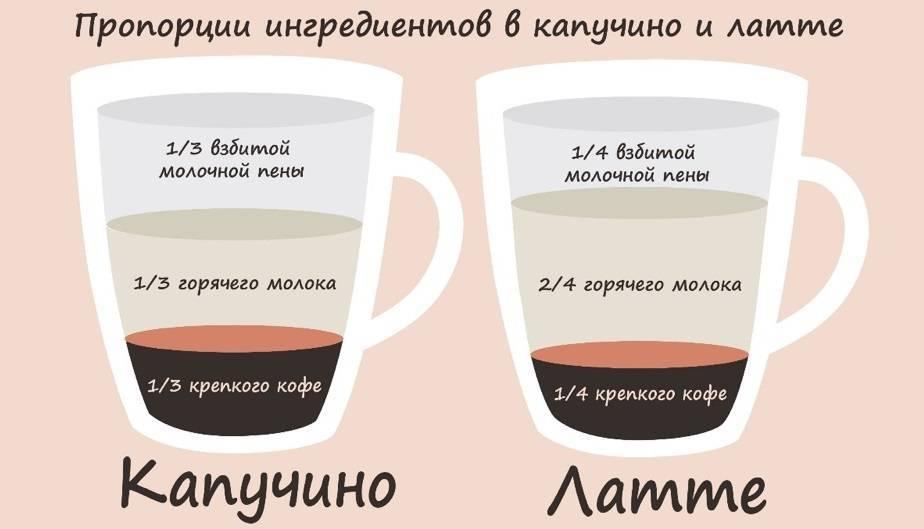 Капучино из растворимого кофе: 3 простых и быстрых рецепта