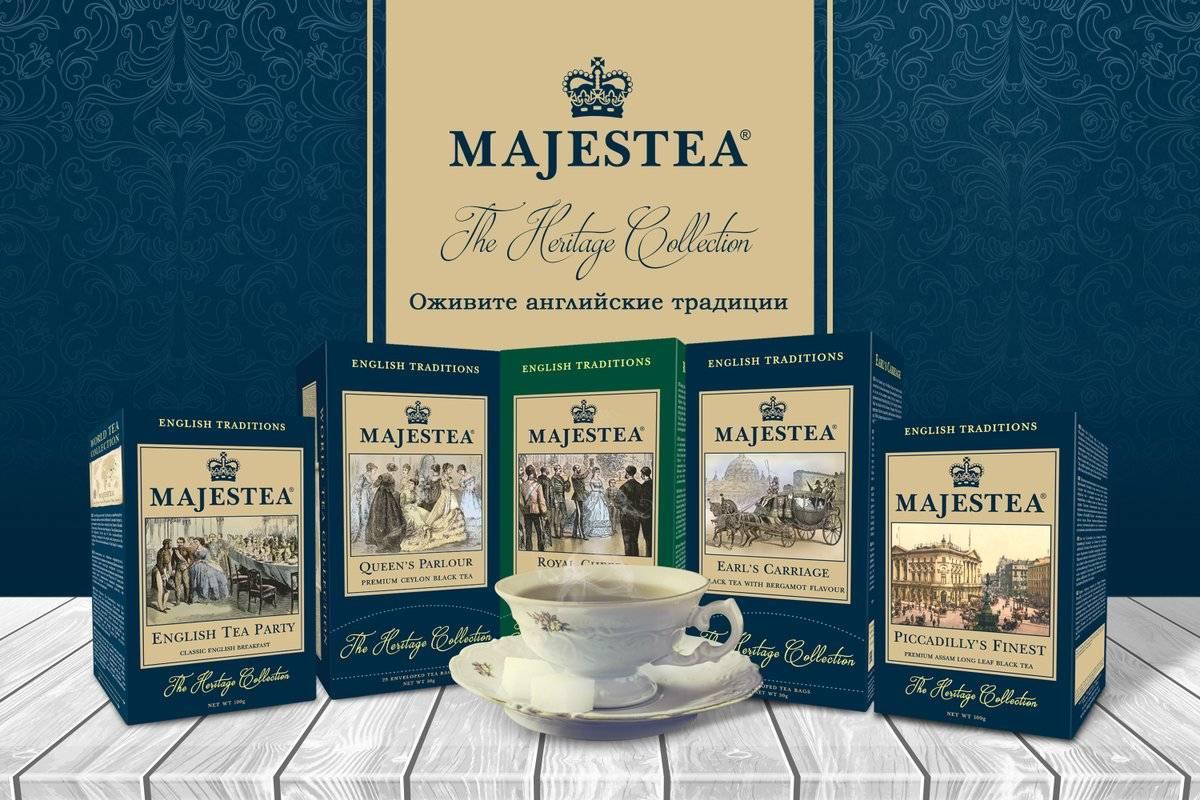 Как пьют чай в англии