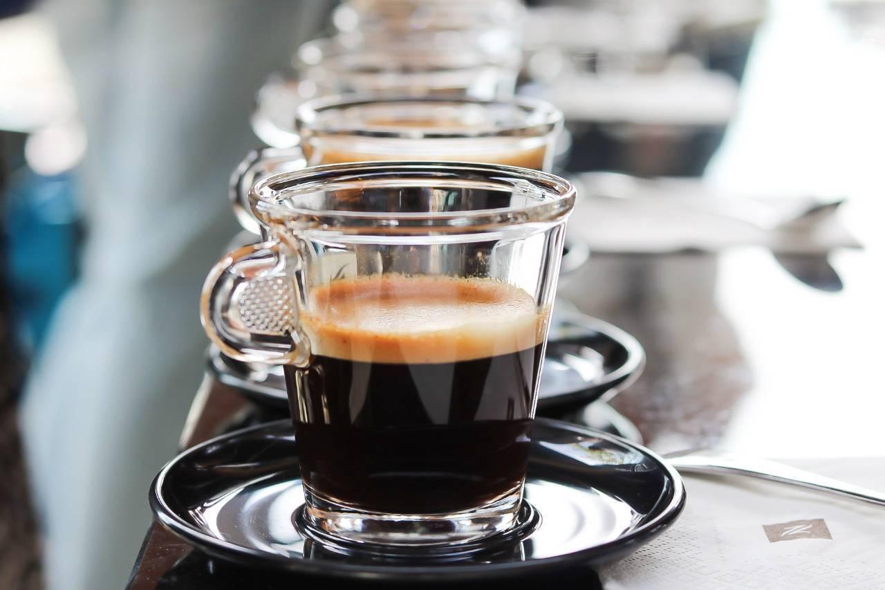Коктейли безалкогольные на основе кофе