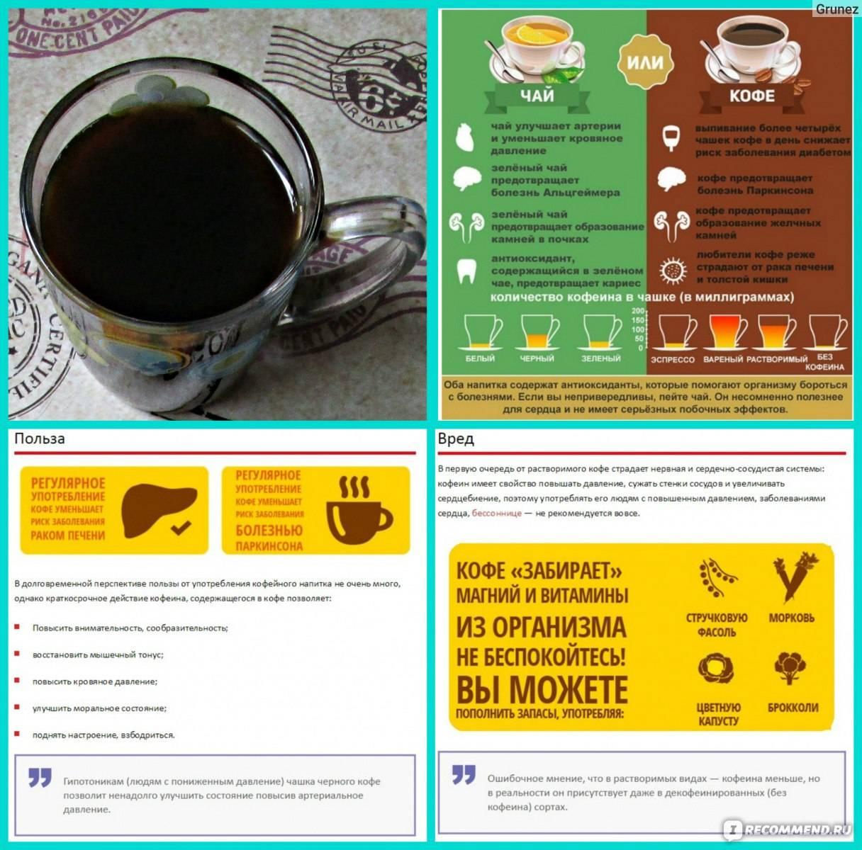 Сколько чашек кофе можно пить в день польза и вред кофе, можно ли пить беременным?