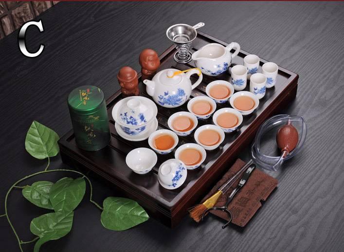 Чайные церемонии в разных странах