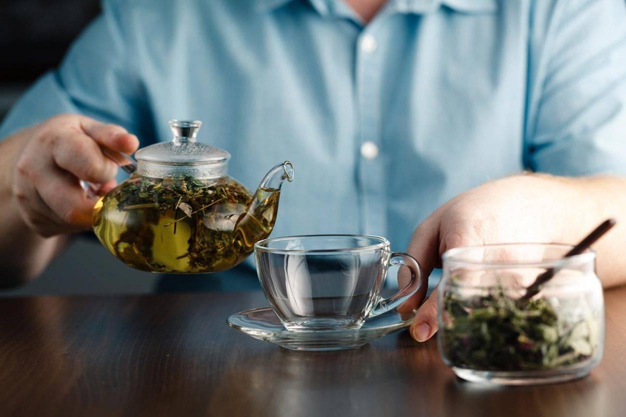 Как правильно и когда пить зеленый чай