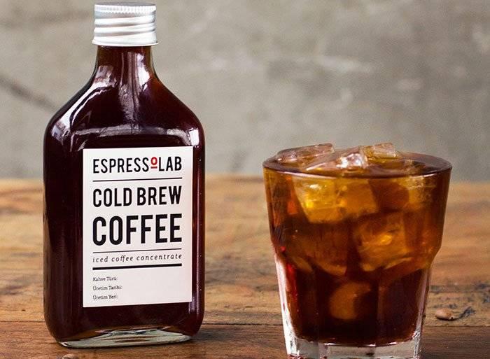 Как приготовить колд брю — освежающий напиток на основе кофе