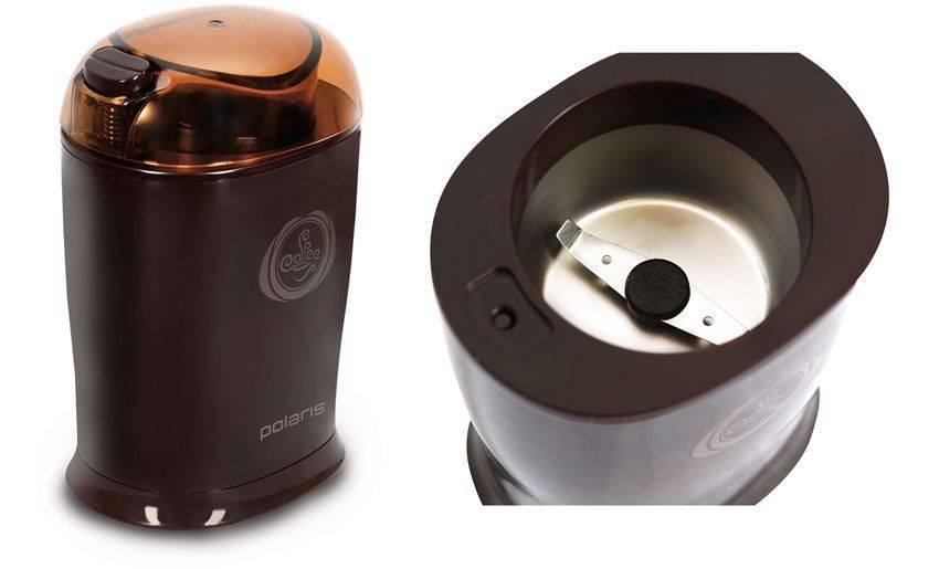 Кофемолка polaris pcg 1017 - купить | цены | обзоры и тесты | отзывы | параметры и характеристики | инструкция