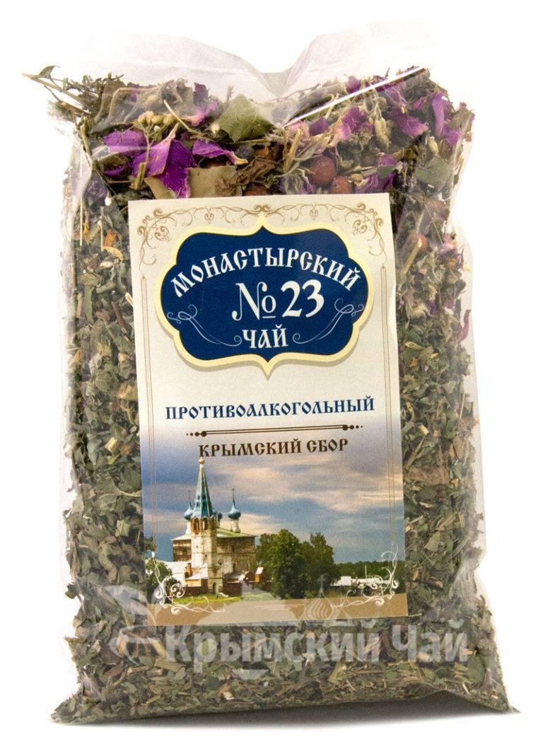 Монастырский чай — 100% натуральный препарат от диабета