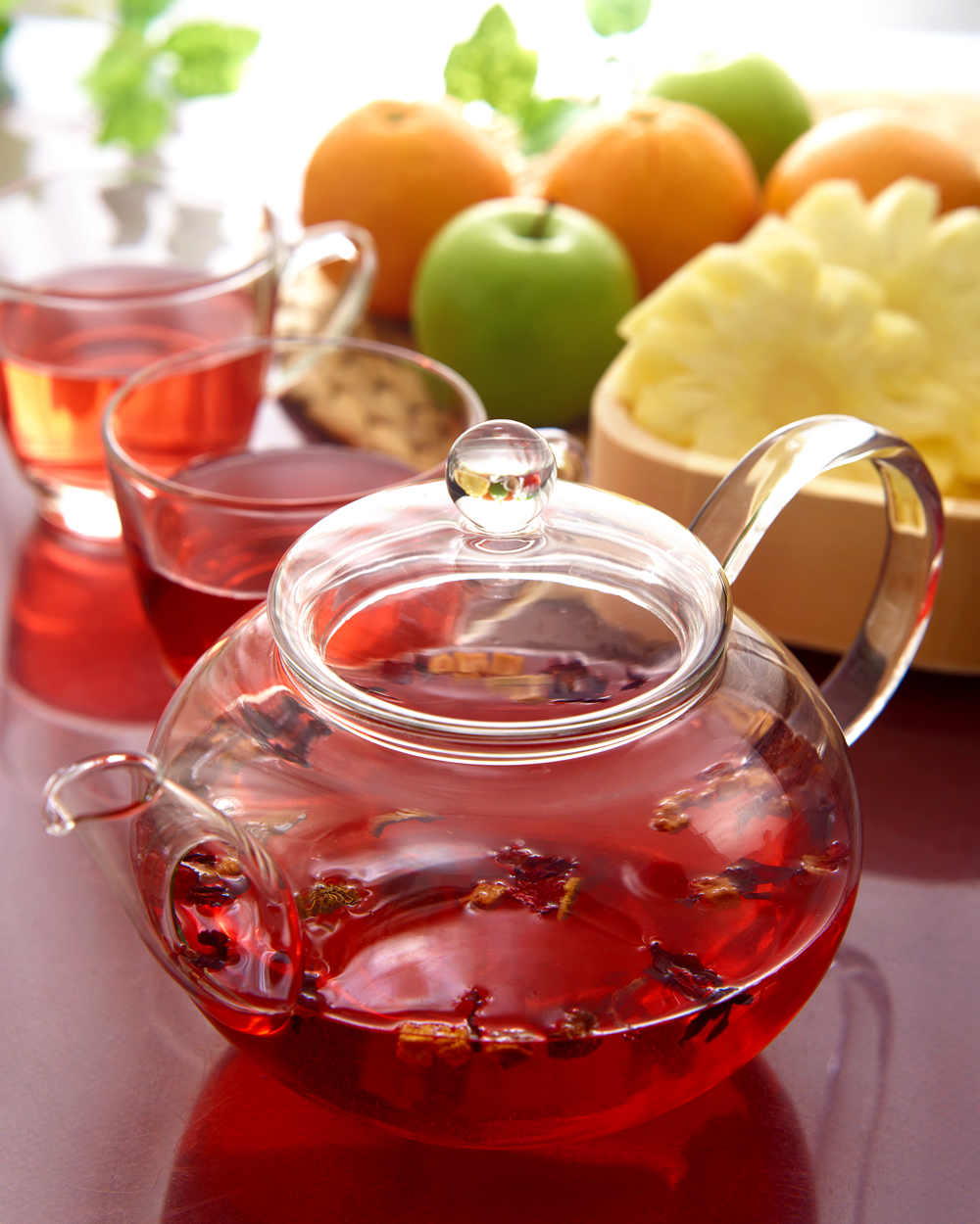 Фруктовый чай: заваривание, польза и вред, отзывы