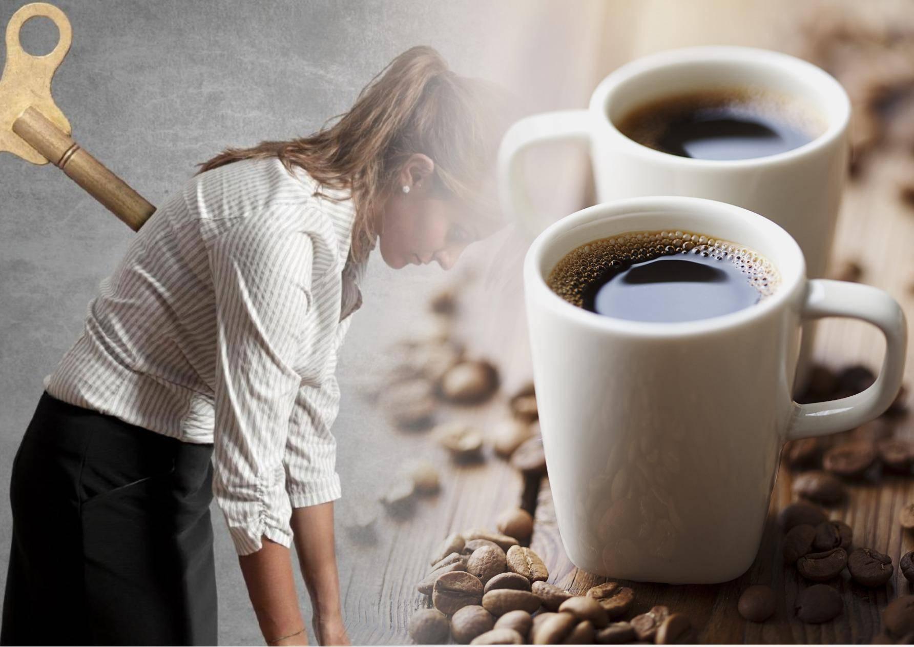 Что делать при передозировки кофе
