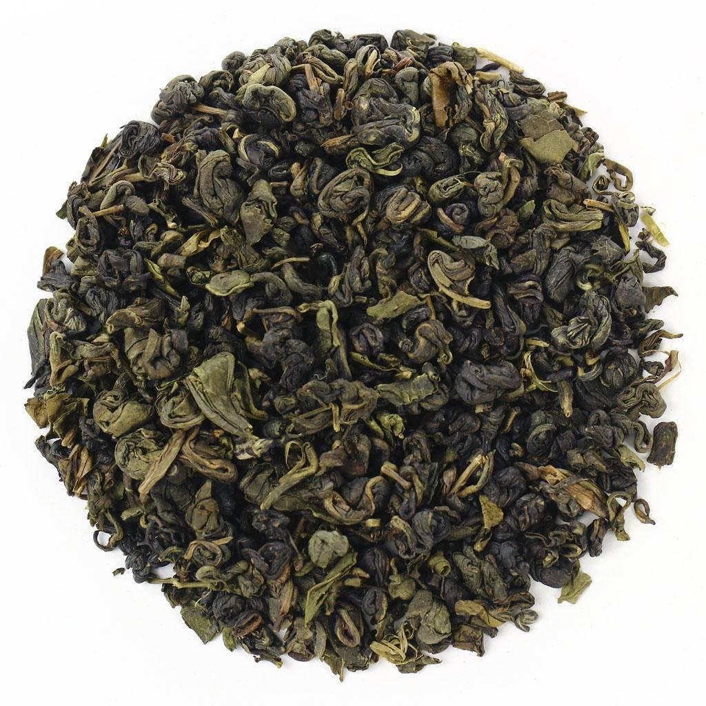 Зеленый чай ганпаудер (порох): полезные свойства, как заваривать