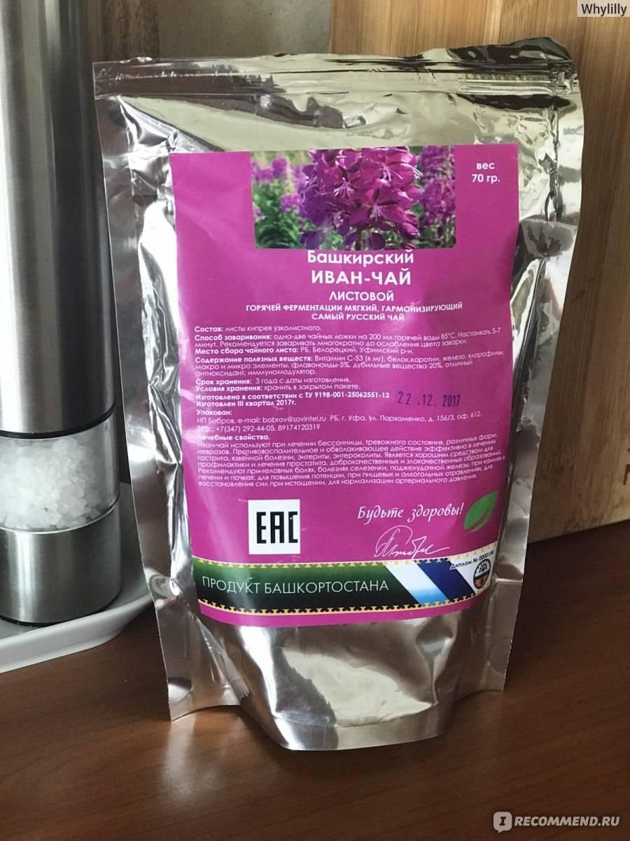 Иван-чай – заготавливаем здоровье