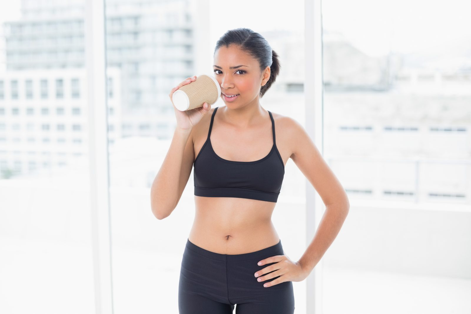 Кофе перед тренировкой —  советы по употреблению
