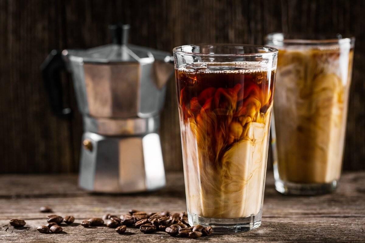 Кофе с колой - это энергетик или нет