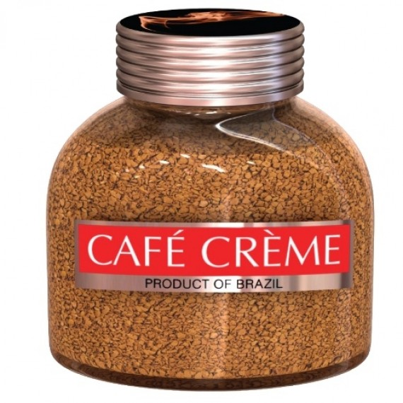 Линейка кофе бренда cafe creme