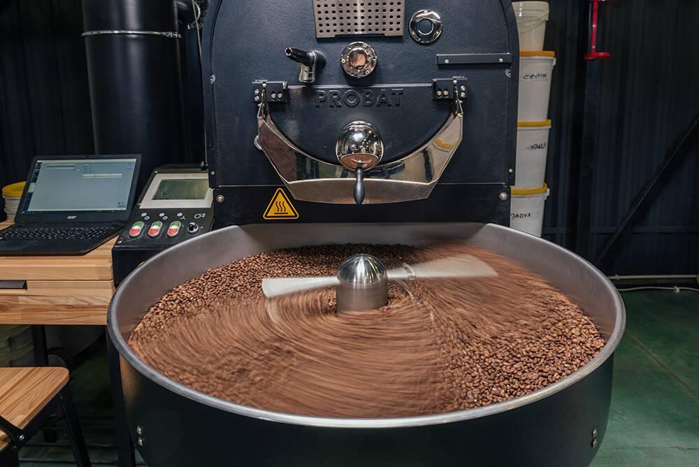 Ростер для кофе (обжарки зерен): виды и критерии выбора