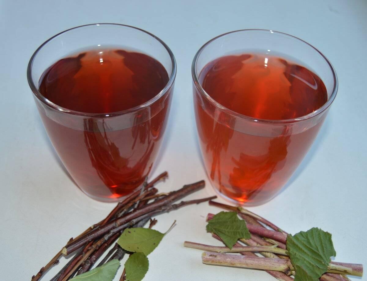 Чай с вишней – его польза и рецепты, заготовка ягод на зиму