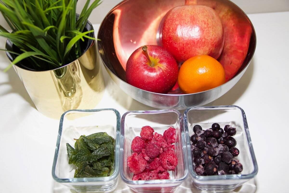 Рецепты чая из трав и ягод