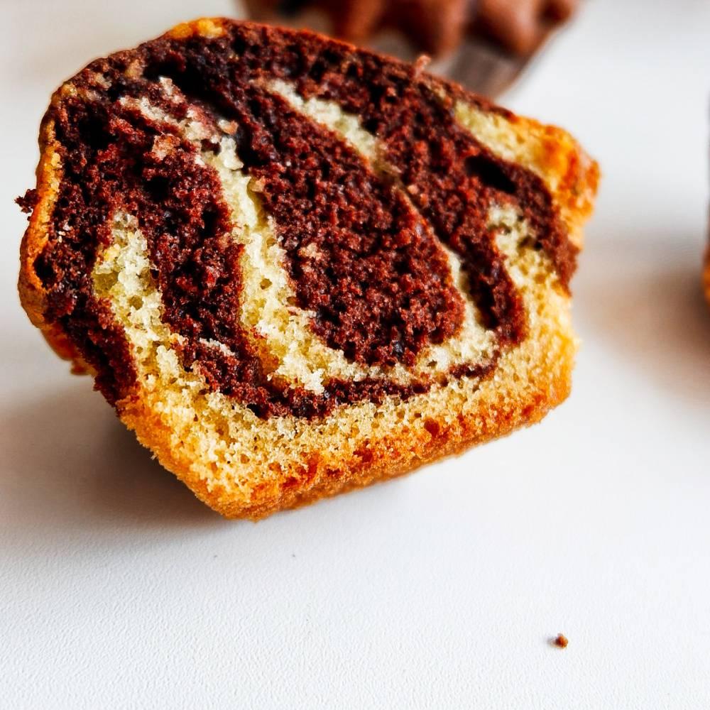 Кексы на кефире в силиконовых формочках рецепт с фото пошагово - 1000.menu