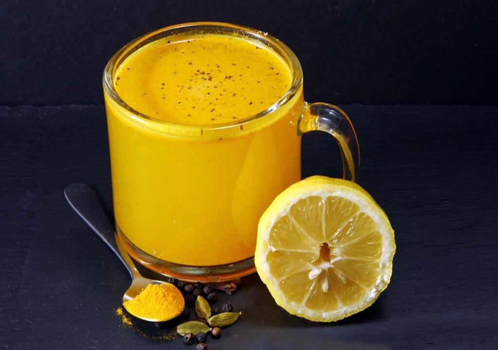 А вы знаете, насколько велика польза чая с куркумой для здоровья?