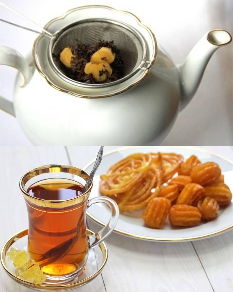 Как приготовить чай со специями