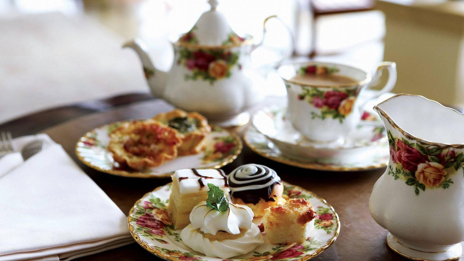 Чаепитие в англии: традиции и история происхождения