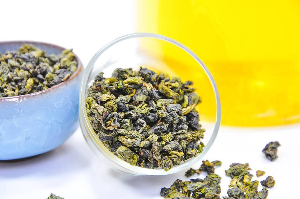 Чай тигуанинь: элитный сорт зеленого императорского чая