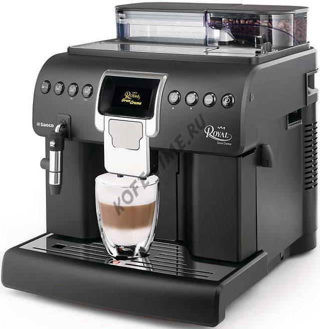 Кофемашина saeco для любителей качественного кофе