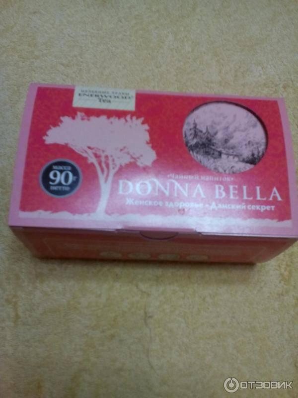 Донна белла чай при климаксе - женское здоровье