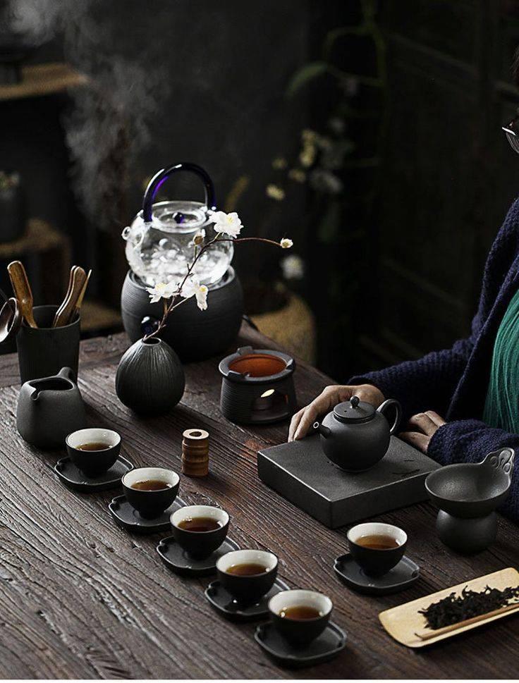 О роли музыки в чайной церемонии - teaterra | teaterra