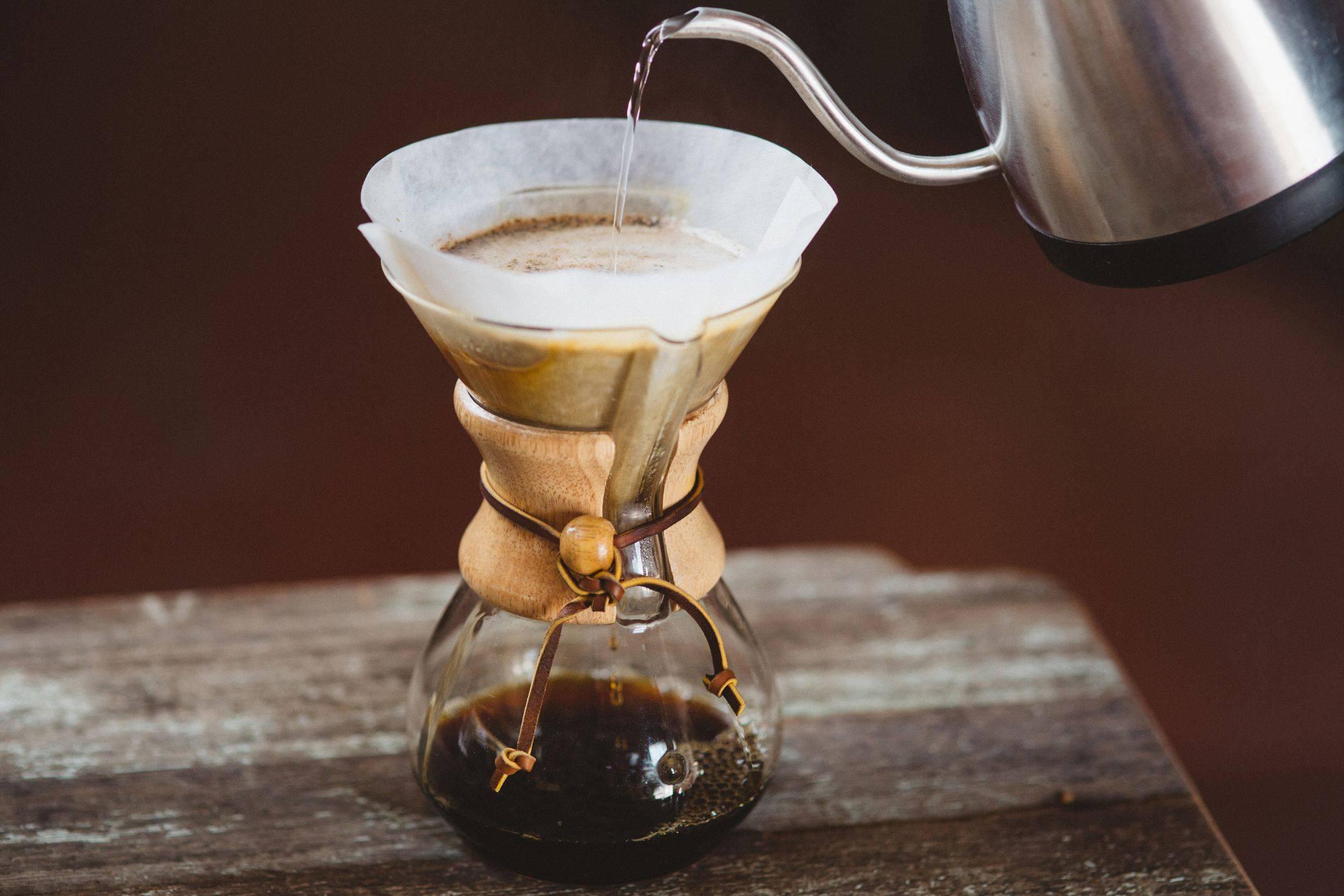Что такое кофе без кофеина