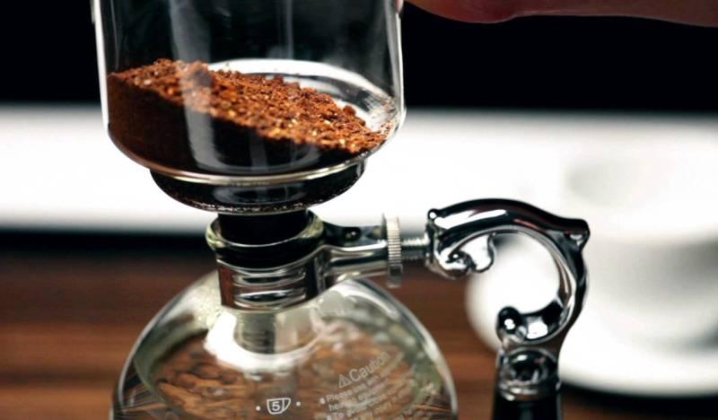 Габет – сифон для кофе наподобие самовара