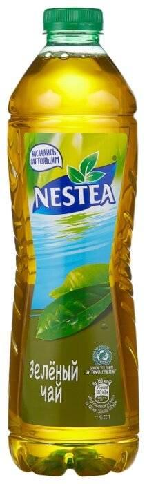 Холодный чай nestea отзывы