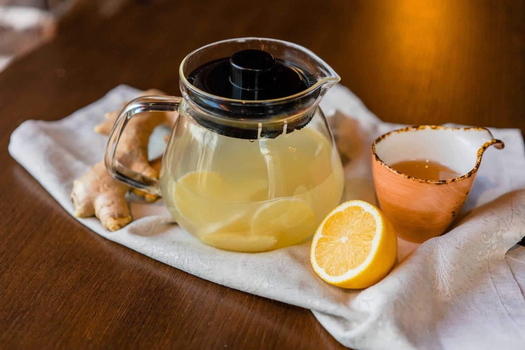 Как приготовить морс из лимона дома