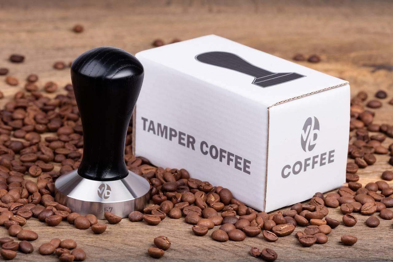 Темпер для кофе: понятие, виды, марки, правила использования