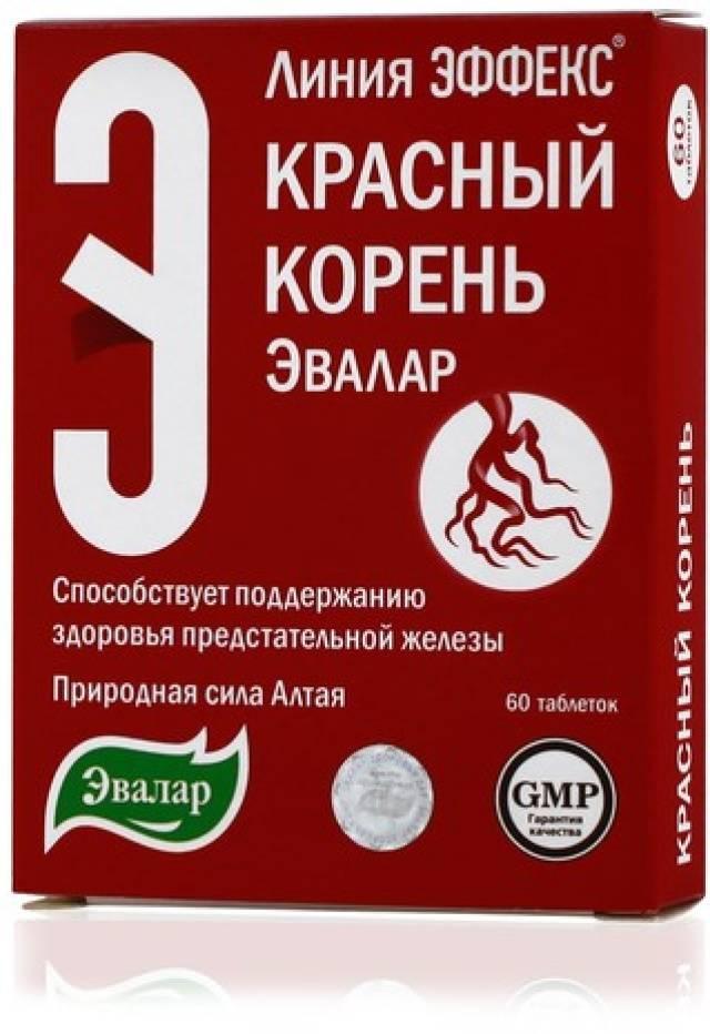 Красный корень для мужчин: лечебные свойства настойки, инструкция по применению, противопоказания