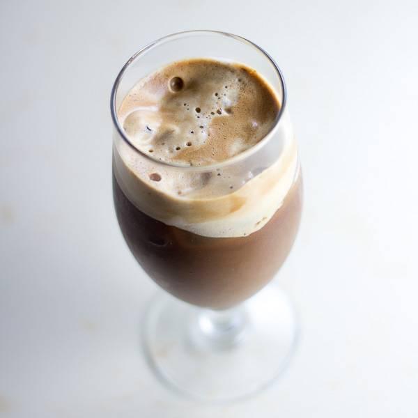 Кофе фраппе! — рецепт