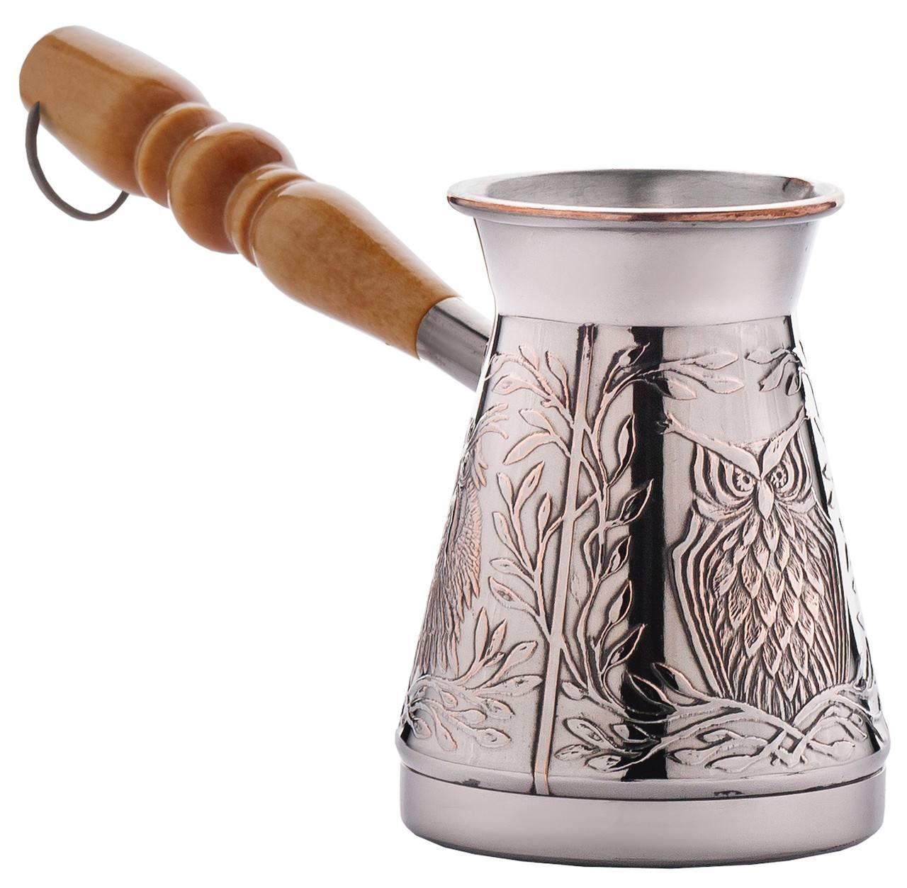 Где купить турку для кофе? лучшие места покупки джезвы