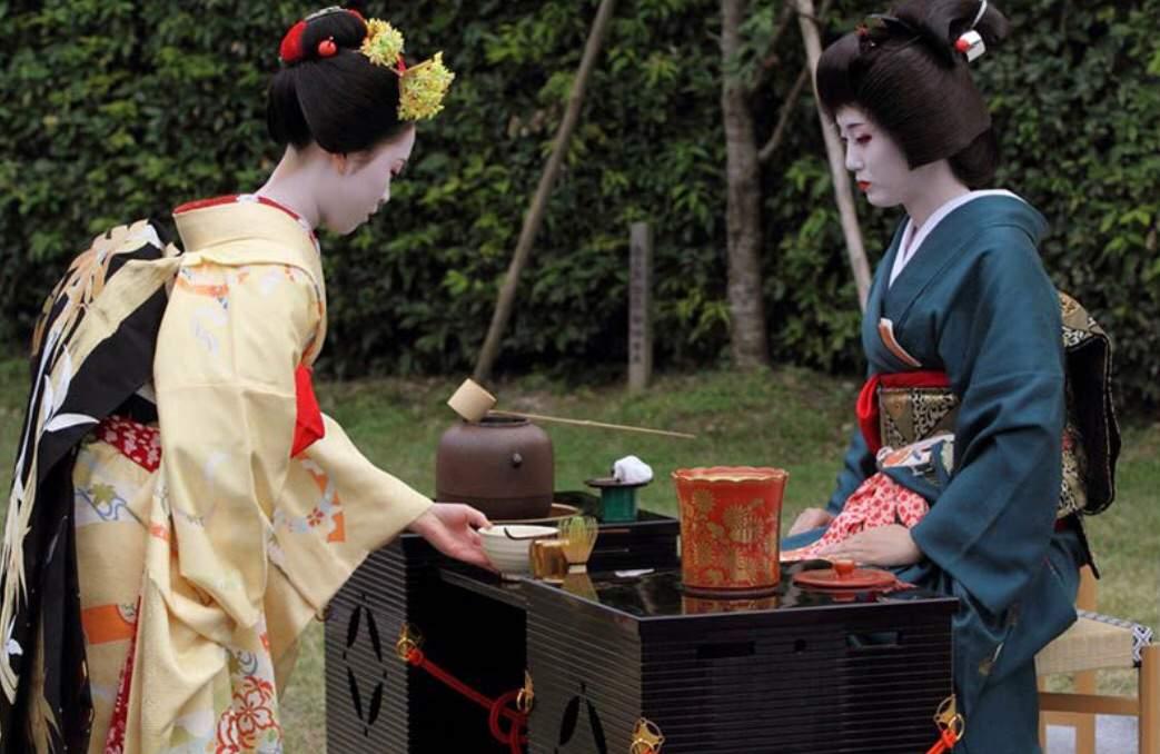 Разновидности японского чая и их особенности.