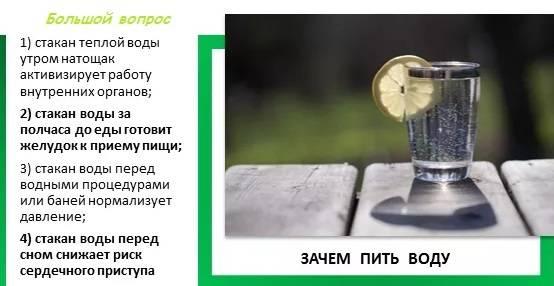 Пить воду натощак можно или нет, какую лучше употреблять утром, сколько нужно, в чем польза и есть ли вред, а также, какие добавки можно использовать