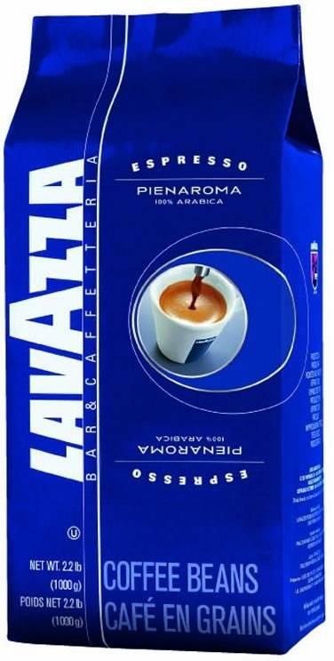 Обзор популярных видов кофе лавацца (lavazza), отзывы