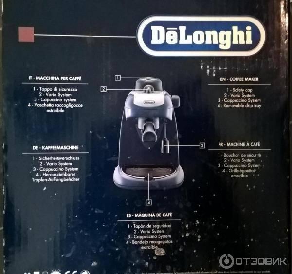 Несколько способов, как удалить накипь в кофемашине delonghi