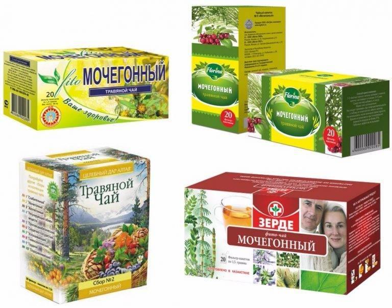 Самые сильные (эффективные) мочегонные травы